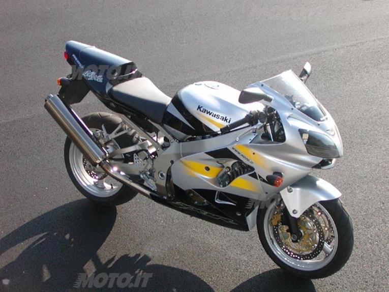 prova kawasaki ninja zx-9r - prove - moto.it