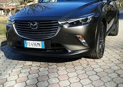 Mazda CX-3 1.5L Skyactiv-D 4WD Exceed del 2016 usata a Fino Mornasco