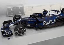 Formula 1 2018, ecco la Red Bull RB14