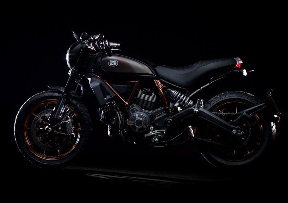 Ducati Scrambler Italia Independent (2015 - 16) (2)