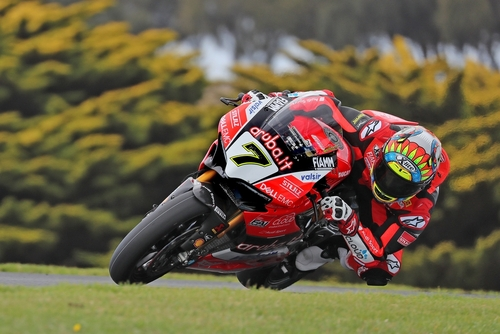 SBK Test a Phillip Island. Day 2 (5)