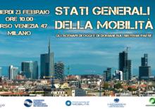 Stati generali mobilità 2018: scenari e futuro dell'auto nel sistema Italia