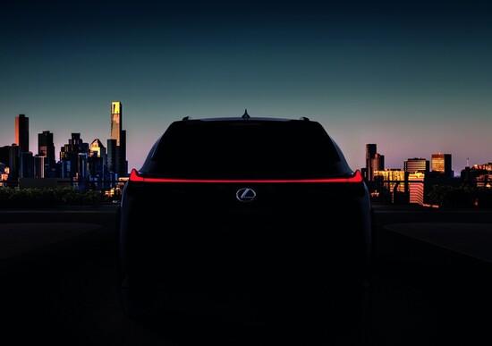 Lexus UX F Sport, la vedremo al Salone di Ginevra 2018