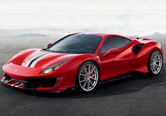 Ferrari 488 Pista, l'erede della 458 Speciale è estrema