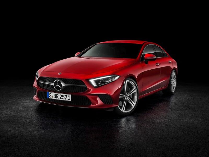 Mercedes-Benz CLS (3)