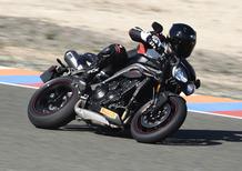 Triumph Speed Triple S e RS 2018. TEST su strada e in pista