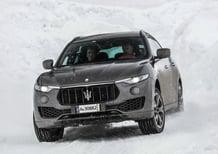 Maserati Levante SQ4 MY 2018 | 430 CV facili anche sulla neve