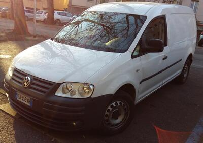 Volkswagen Veicoli Commerciali Caddy Maxi 2.0 Ecofuel 4p. Van del 2010 usata a Pavia