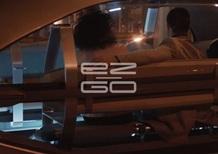 Renault EZ-GO, il teaser della concept in arrivo a Ginevra [Video]