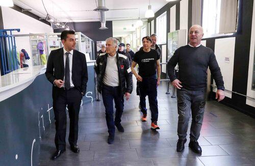 MotoGP. La Clinica Mobile mette radici a Piacenza (3)