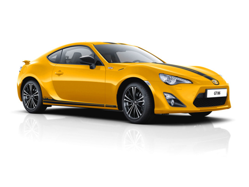 Toyota GT86 2.0 Limited Edition