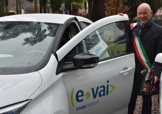 Car sharing? A Maccagno si noleggia l'auto del Comune