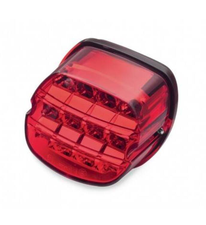 67800614 FARO POST. LED RED H-D Harley-Davidson