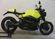 BMW R nineT Techno, da Misani Motorrad una special fluo