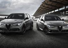 Alfa Romeo Stelvio e Giulia Quadrifoglio NRING, edizioni da record [Video]