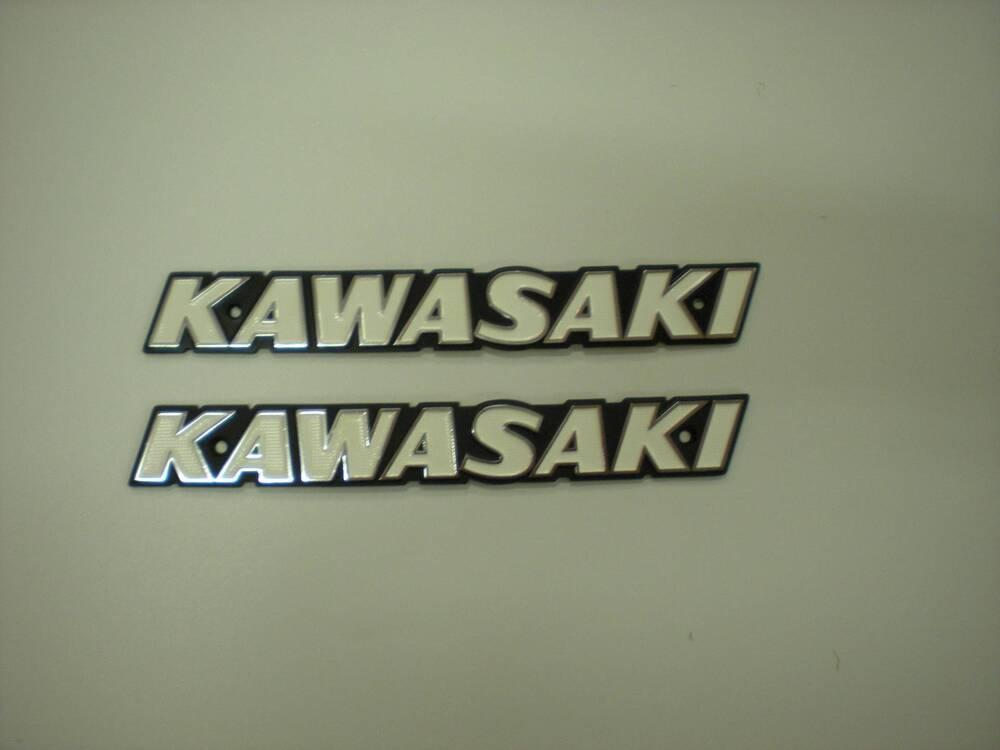 Emblema serbatoio Kawasaki