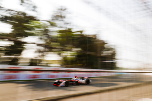 Formula E, ePrix di Città del Messico: pole per Rosenqvist (4)