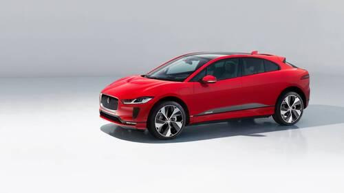 Jaguar I-Pace: si parte da 79.790 euro