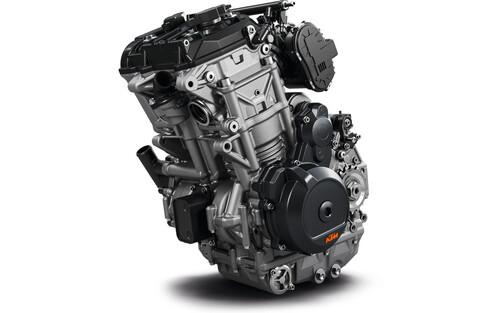Il motore LC8c