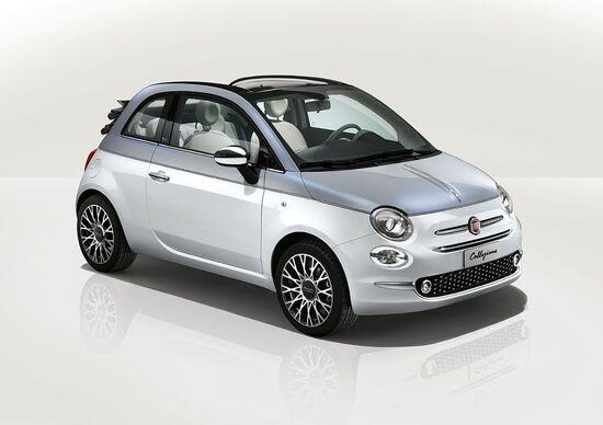 Fiat 500 Collezione, nuova edizione speciale per la baby torinese