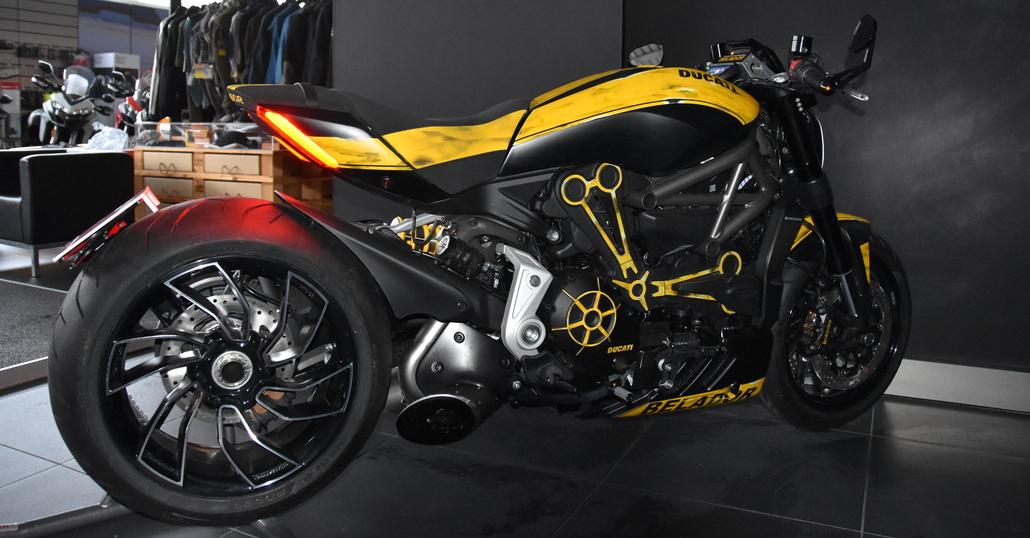 Ducati XDiavel Belador: venite a vederla a Motodays!