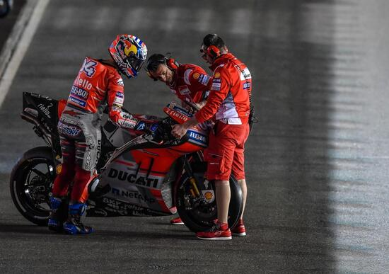 MotoGP. Qatar test 2017-2018: chi va più veloce e chi meno