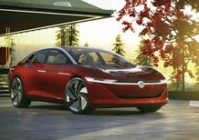 Volkswagen I.D. Vizzion al Salone di Ginevra 2018 [Video]
