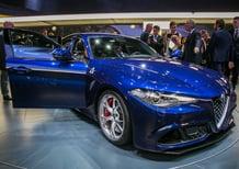 Alfa Romeo Giulia: la lista dei motori benzina e Diesel