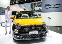 Fiat al Salone di Francoforte 2015