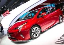 Toyota al Salone di Francoforte 2015