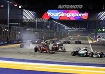 F1, GP Singapore 2015: tutte le curiosità da Marina Bay