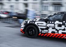 Audi e-tron concept al Salone di Ginevra [Video]