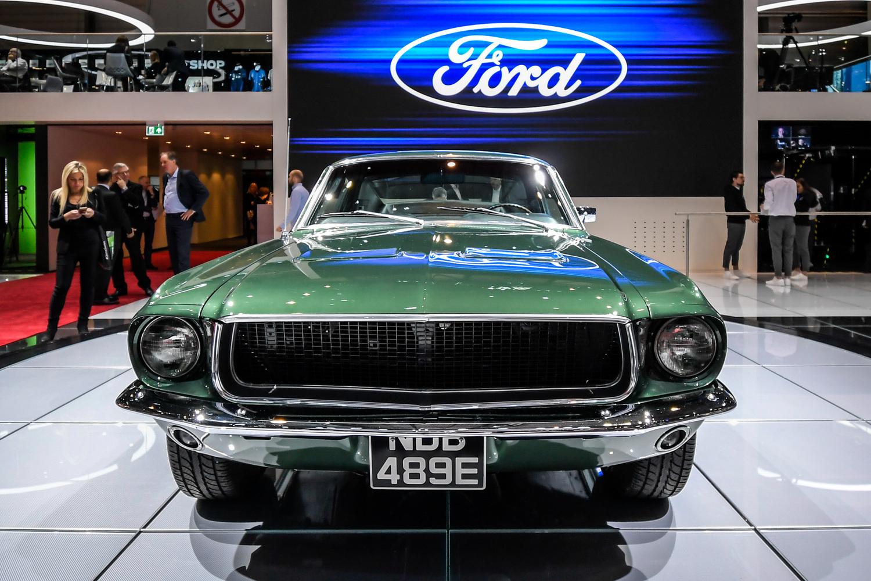 Ford Edge, il restyling al Salone di Ginevra 2018