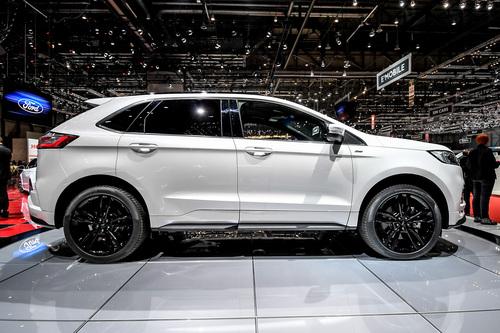 Ford Edge, il restyling al Salone di Ginevra 2018 (8)