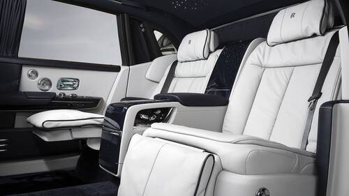 Rolls-Royce Phantom, tre bespoke al Salone di Ginevra 2018 (4)