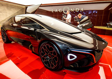 Aston Martin al Salone di Ginevra 2018 [Video]