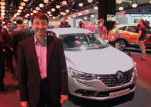 Brunet: «Renault-Mercedes anche nel top gamma? Perché no?»