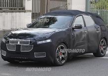 Maserati Levante: beccata per la prima volta la versione definitiva