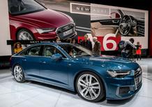 Audi A6 al Salone di Ginevra 2018 [Video]