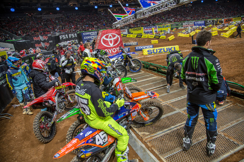 Ride in the USA. SX 2018. Ad Atlanta torna la Triple Crown (6)