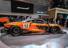 McLaren al Salone di Ginevra 2018 [Video]