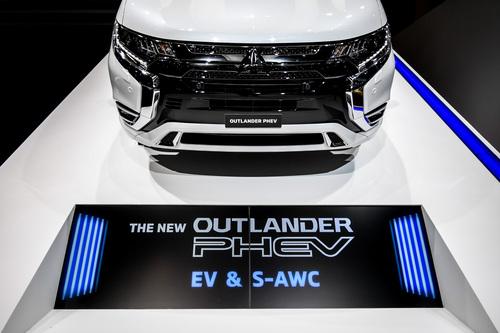 Mitsubishi al Salone di Ginevra 2018 (2)