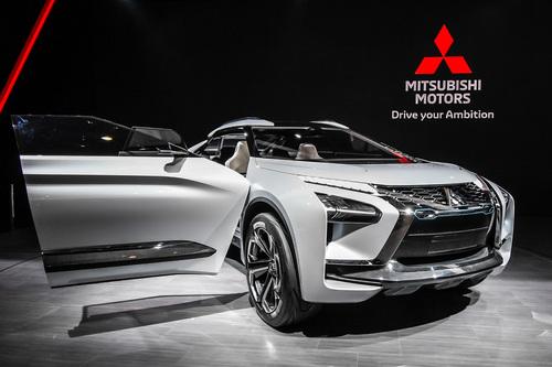 Mitsubishi al Salone di Ginevra 2018 (9)