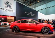 Peugeot 508 First Edition al Salone di Ginevra 2018 [Video]