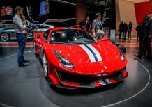 Ferrari 488 Pista, l'erede della 458 Speciale arriva a Ginevra [Video]