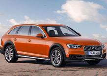 Audi A4 allroad: la vedremo nel 2016?