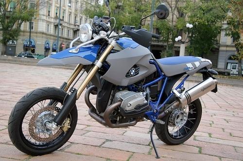 BMW HP2 SM