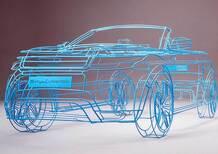 Range Rover Evoque Cabrio: ecco come sarà