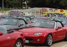 Mazda MX-5, ecco il raduno 2.0: in contemporanea in 60 città