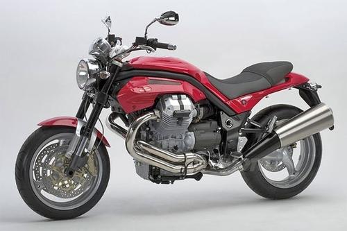 Moto Guzzi Griso 850